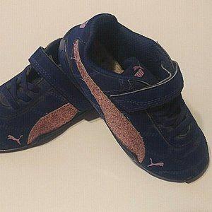 Puma Toddler Girls Running Shoes